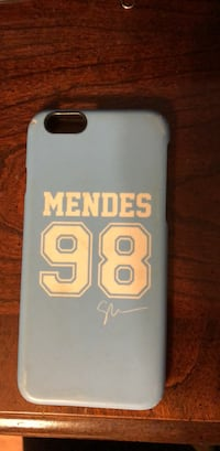 Shawn Mendes Iphone 6s Case Brick, 08723