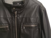 Express men's Large leather jacket San Diego, 92131