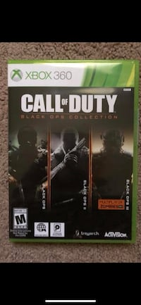 Call of duty black ops ii xbox 360 game case Griffin, 30223