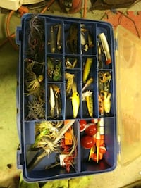 Fishing Lures & accessories. $125obo