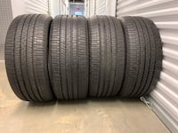 255 45 20 Goodyear 4 tires  Manassas, 20110