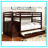 Bunk Beds Twin Over Twin - $1149 / $10 Down Littleton