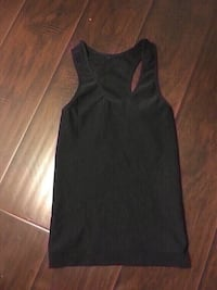 New black tank top fits all sizes. Colton, 92324