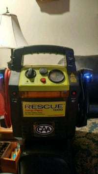 """""""RESCUE 1000/JUMP PACK/HEAVY DUTY"""