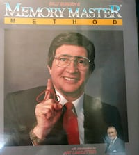 Billy Burden's Memory Master Method Set-Ring Binde Woodstock, 22664
