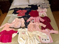 Girl clothing - mixed items- size 12-18 months  Mississauga, L4W 4L1