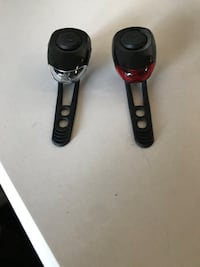 Trek Bike Lights - Red and White  , 11221
