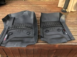 Weather tech front mats for 2016 GMC pickup