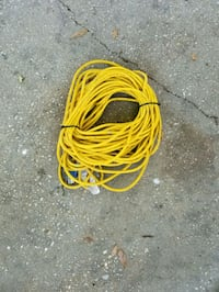 65' Industrial Extension cord