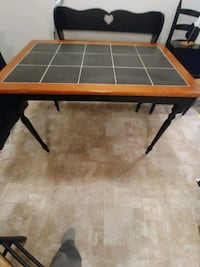 Small dining table. NO chairs