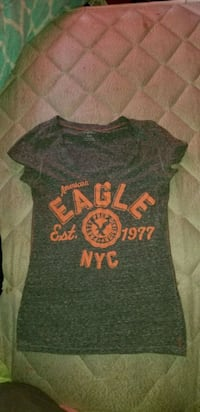 American eagle gray shirt Westminster, 21158