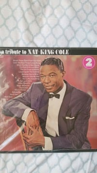 Nat King Cole - 2 plak