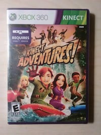 Kinect Adventures for XBOX 360 Kinect Tucson, 85737