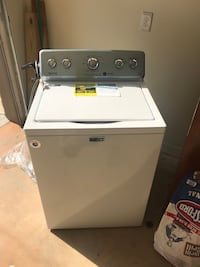 white top-load clothes washer Sandy Springs, 30328