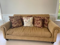 POLSKY COUCH BROWN