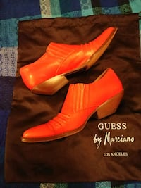 Vintage Guess Cowgirl Booties