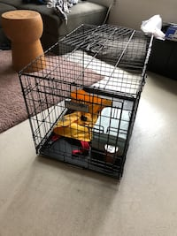 Puppy Crate, food, pads, clothing Portland, 97232