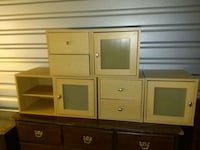 brown wooden cabinet with drawer Baton Rouge, 70809