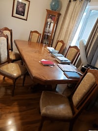 Kitchen Table and 6 Chairs Edmonton