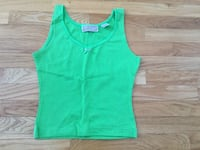 BRAND NEW GORGEOUS APPLE GREEN TOP SIZE SMALL Montréal, H9K 1S7