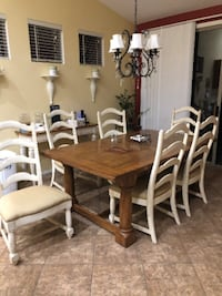 Thomasville dining room set for $ 950 null