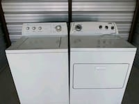 WHIRLPOOL WASHER AND DRYER SET *DELIVERY* Kansas City