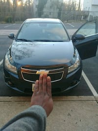 black Chevrolet Cruze sedan Bladensburg, 20710