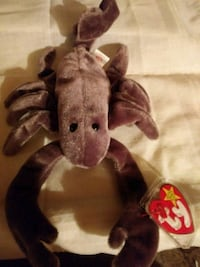 af610e286bb Used TY Beanie Baby Stinger the Scorpion 1998 for sale in Unionville ...