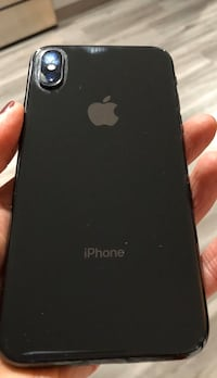 iPhone X 64 excellent condition -local pick up only