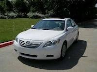 white Toyota Camry sedan Fairfax, 22030