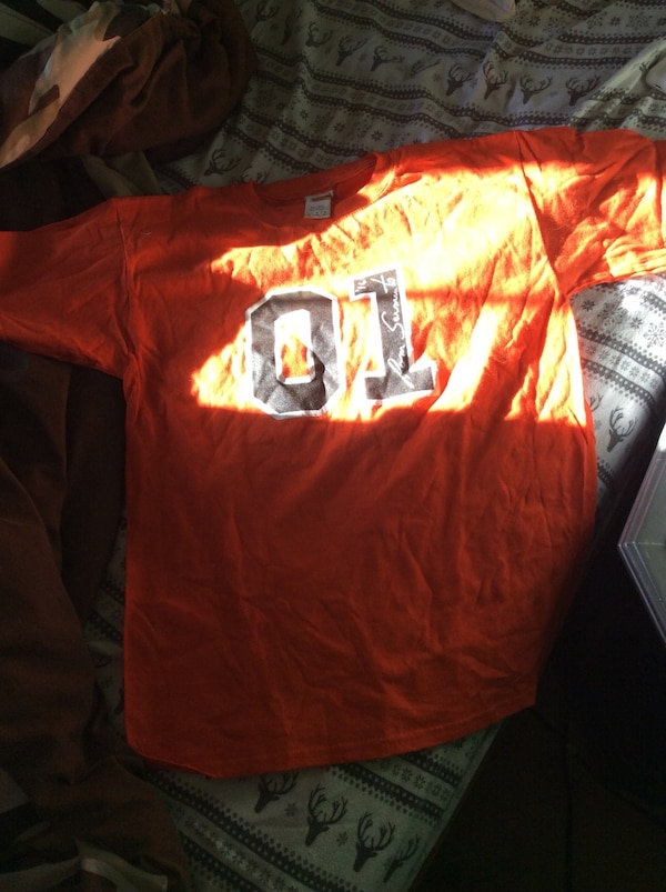 1d462f5a0 Used Dukes of hazzard shirt singed for sale in Stratford - letgo