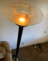 Floor Lamp Up To 7ft w/Brightening Settings!