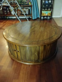 Round Coffee Table Holiday, 34691