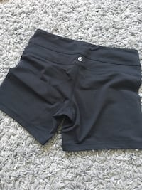 women's black shorts 3746 km
