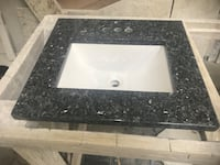 New blue pearl granite vanity top 24x22.5 Gaithersburg, 20877