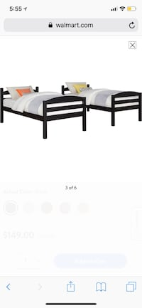 Twin bed Alexandria, 22304