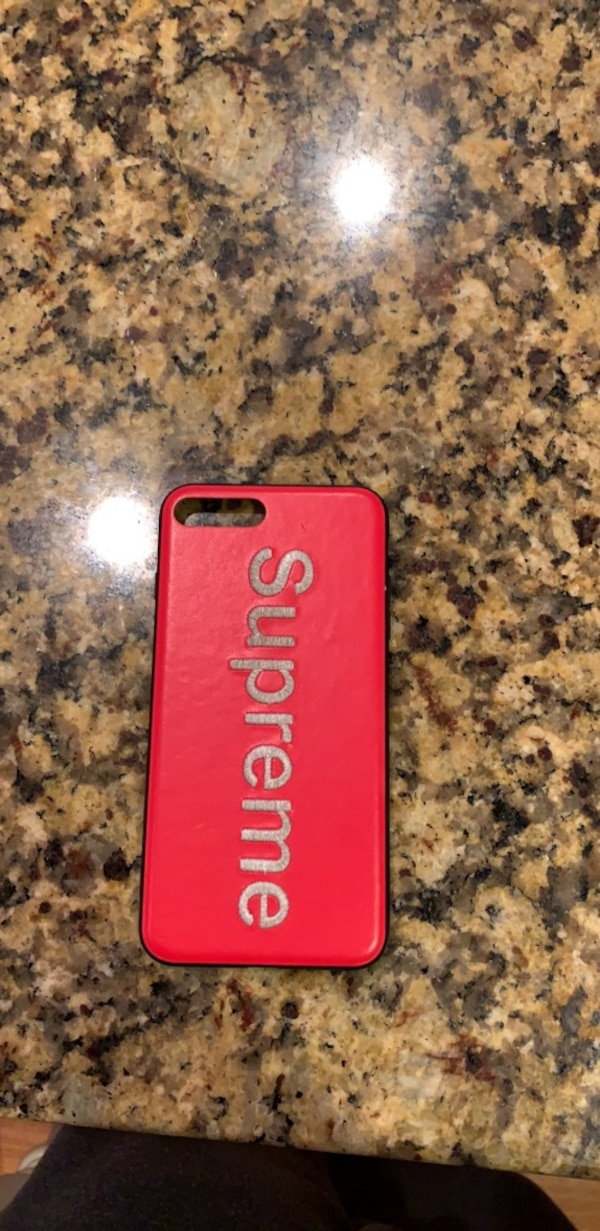 finest selection 19281 10756 authentic iphone 7 and 8 plus supreme case