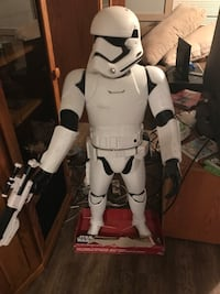 "48"" Storm Trooper Battle Buddy Cartersville, 30121"