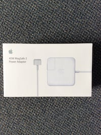 Apple 45W magsafe 2 power adapter box Mississauga, L4W 1P5
