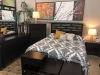 Queen Athena Bedroom Set  Fountain Valley, 92708
