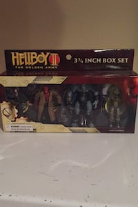 Hellboy 2 figure set