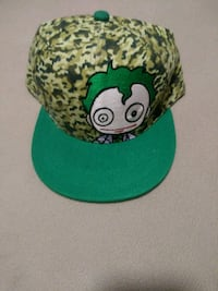 Baby Joker Fitted Cap
