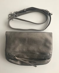 Shoulder bag. Excellent condition. Shiny taupe. Great accessory. Guelph, N1E 5R9