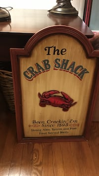 Crab shack wall decoration Swatara, 17111