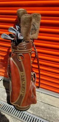 Dunlop golf club set with bag. 13 clubs total Manassas, 20109