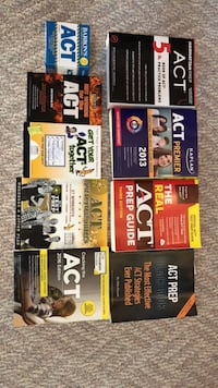 ACT study guides Bellefontaine, 43311