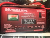 Battery charger with engine starter  Longueuil, J4V 3J8