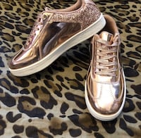 New! Glitter Sequined Sneakers