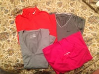 4 size small athletic tops Newnan, 30265
