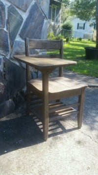 brown wooden table with chair Morehead City, 28557